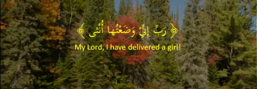 Example from the Quran 2