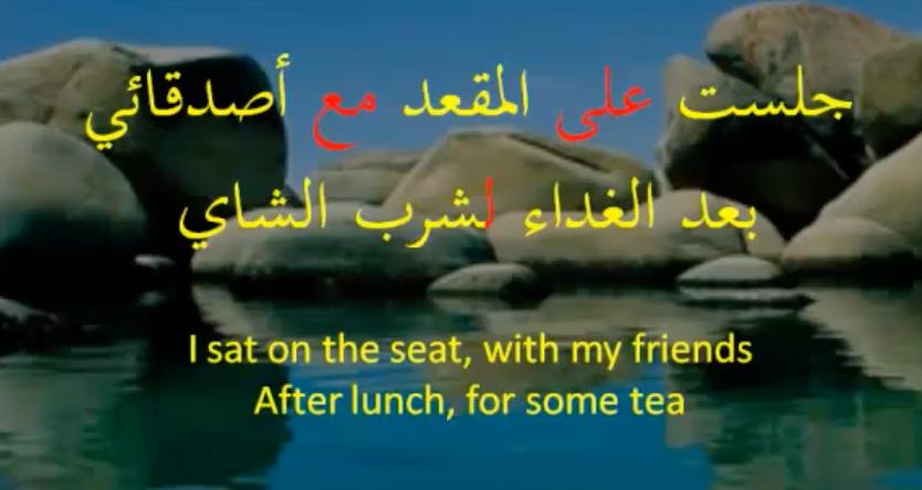 Prepositional Phrases in Arabic
